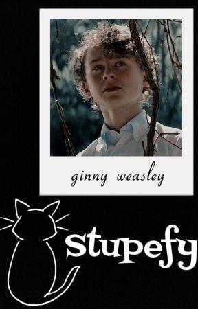 STUPEFY → Ginny Weasley [1] by EatYourDamnAppless