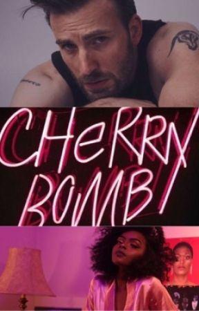Cherry Bomb 🍒 (Chris Evans x Black Camgirl!Reader) by honeychicana