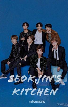 Seokjin's Kitchen   BTS Crackfic ish by hoseoksvibratorr