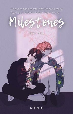 Milestones   Jaeyong ✓ by tulisannina
