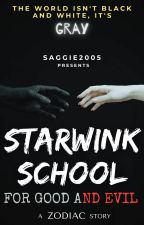 Starwink School for Good and Evil (a zodiac story) by Saggie2005