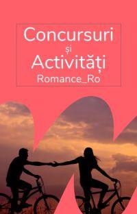 Concursuri și Activități cover
