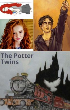 The Potter Twins by Honah-Lee
