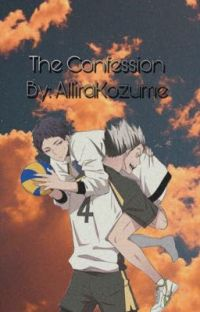 The Confession. (BokuAka) cover