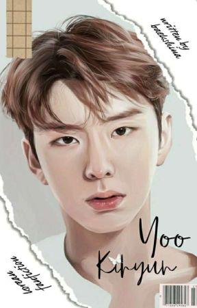 Kihyun Is Here   Yoo Kihyun Of Monsta X by shownuayo_