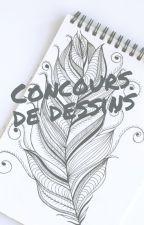 Concours de dessins ! by Le_gang_des_patates