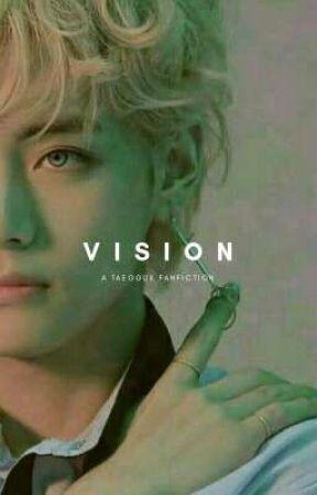 VISION ;; GGUKTAE by bbyvarsha