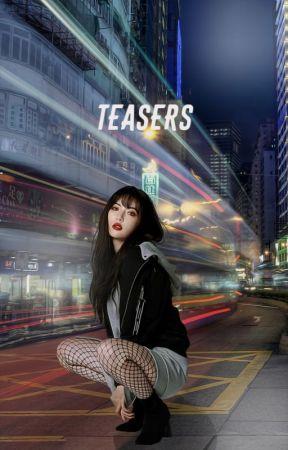 k-pop Teasers/Trailers[ЗАКРЫТО] by pasta__parK