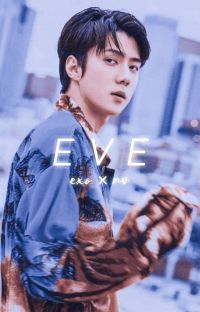 𝐄 𝐕 𝐄 ↷ exo × rv (𝙤𝙣 𝙝𝙤𝙡𝙙) cover