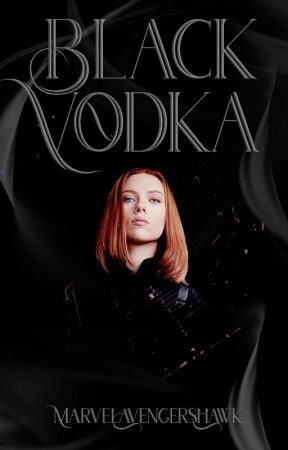 Black vodka by MarvelAvengersHawk