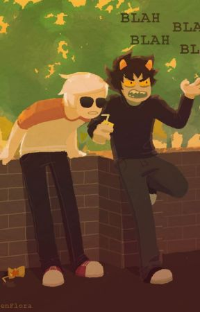 And They Were Roommates (Davekat) by sharpieguts