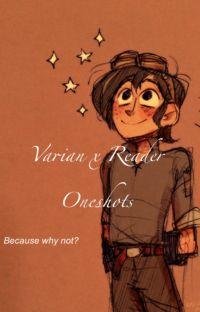 Varian x Reader Oneshots cover