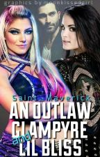An Outlaw, Glampyre, and Lil Bliss (Paige x Alexa x OC) by Saint_Maverick
