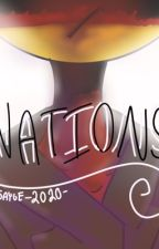 ~The Nations~ by Wolffeydog_Stories