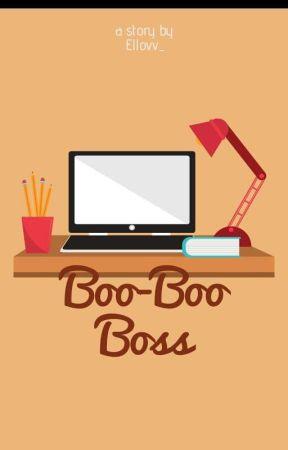 Boo-Boo Boss by Ellovv_