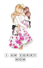 me to my mom by lilyflows