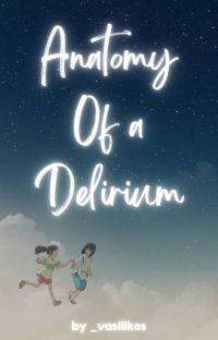Anatomy of a Delirium cover