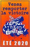 EPIC INKED BATTLE - ÉTÉ 2020 [Inscriptions Fermées] cover