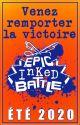 EPIC INKED BATTLE - ÉTÉ 2020 [Inscriptions Fermées] by InkedBattle