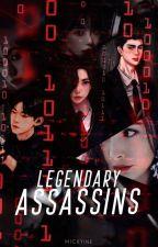 Legendary Assassin by micxyine