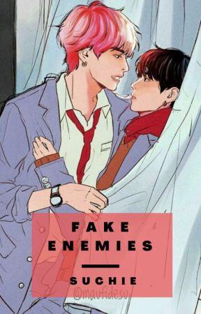 Fake Enemies   KTHxJJK    ✔ by sunshineglitch