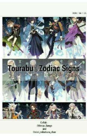 Tourabu | Zodiac Signs by Kecap_Bango