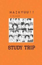 Study Trip 《Haikyuu!! x Reader》 by zipzoopitsme