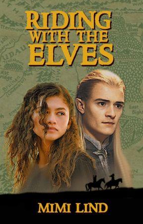Horse Lady of Rohan { Legolas } by Mimi_Lind