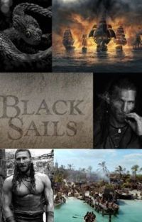 The Blood In My Veins   Black Sails (Under Constructions)  cover