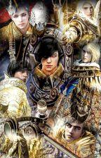 Golden Warriors by Jackson2550