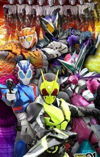 Kamen rider Zero One X Hyperdimension neptunia: Jump To The Sky's With The CPU'S cover