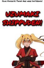 UZUMAKI SHIPPUDEN! by harukomito