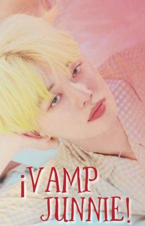 ¡Vamp, Junnie! ↬ Yeonbin by venusmoa