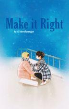 Make it right | Song Hyeongjun by cherryhyeongjun