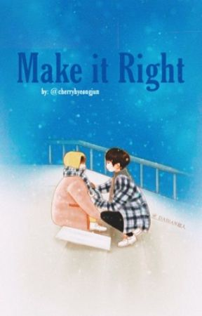 Make it right   Song Hyeongjun by cherryhyeongjun