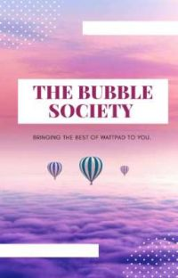 THE BUBBLE SOCIETY  cover