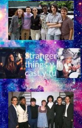 Imagina Cast De Stranger Things Youtube Video Con Noah Wattpad The series is created and produced by guillermo del bosque for televisa. imagina cast de stranger things