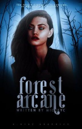 Forest Arcane by WriterMickeyC