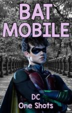 BATMOBILE    DC One Shots by life-in-PURPLE