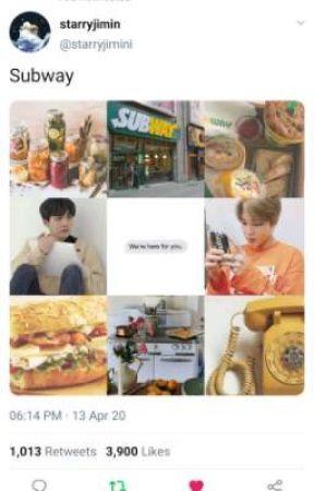 Subway 》 Yoonmin by starryjimin