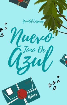 New Tone Of Blue  [completa✅]  by Andrea1174
