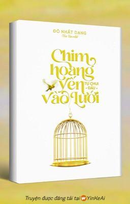 (ĐM-Hoàn) Chim Hoàng Yến Tự Chui Đầu Vào Lưới