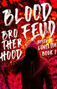 BLOODFEUD 1 cover
