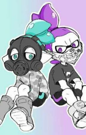 Mask x Skull oneshots (Splatoon manga) by thenewDerpynat447