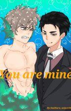 You are mine (Daisuke x Haru) by DaiHaru_sniper0047
