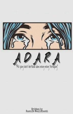 ADARA  (Tahap Revisi) by Rusnifamldt