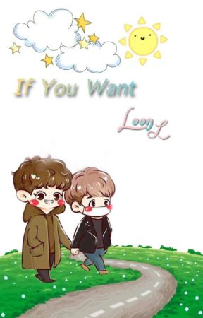 If You Want by Loon-L