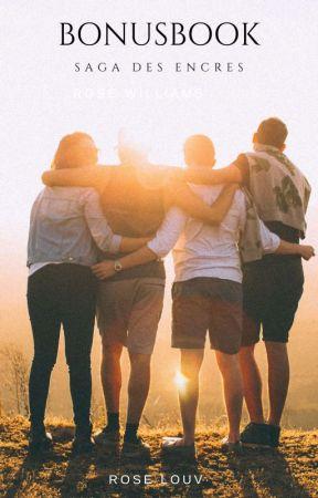 Le Data Book - À L'ENCRE DE TA PEAU by Rose-Williams