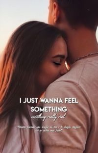 I Just Wanna Feel Something cover