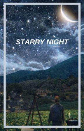 starry night 🪐 suho by acediac